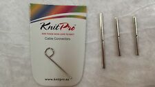 Knit Pro Cable Connectors for Circular Knitting Needles N010510