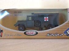 Lot de 5 Ambulances Militaire Solido REF 6159 ACMAT 150764-00 ** FIN DE STOCK **