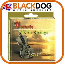 Conjunto De Olympia Cuerdas de violín b125-og
