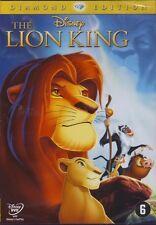 THE LION KING : WALT DISNEY - dvd diamond edition - SEALED  met extra SLIPCASE