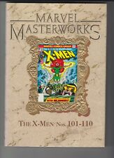 MARVEL MASTERWORKS VOL. 12 X-MEN #101-110, 1ST PRINT HC, VG CONDITION
