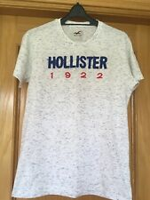 Hollister T-Shirt size large not genuine made in Turkey