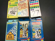 Kids Flash Cards For Kids Or Early Learning Math Money Lot 6