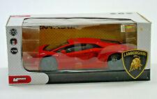 MP1228 Mondo Motors Lamborghini Aventador 1:18 Scale Diecast Metal Model Car New