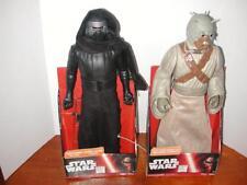 Disney Star Wars 2015 Kylo Ren & Tusken Raider 18� Figurines Set of 2 new