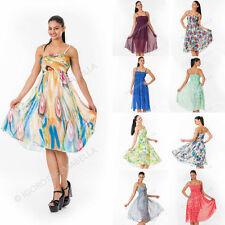 Petite Floral Dresses for Women