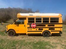 New Listing2004 Minotour Thomas School Bus Chevy 3500