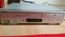 BUSH DVD VCR COMBO+ COMBI IN GOOD WORKING ORDER .