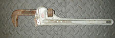 """REED MFG CO. 18""""-450 MM Adjustable Pipe Wrench #ARW18"""