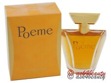 Poeme By Lancome 3.4oz./100ml Edp Spray For Women New In Box