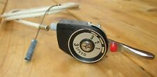 Vintage Shimano 3 Speed Shifter w/White Shimano 3 Speed Cable