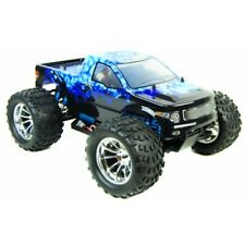 HSP ELECTRIC RC TRUCK - PRO BRUSHLESS VERSION - BLUE ICE PICK UP MONSTER TRUCK