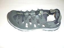 MEINDL LIPARI Comfort Fit schwarz gelb Outdoor Trekking Sandalen