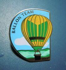 """Pin Spilla """" MARKTKAUF 2006 """" MONTGOLFIÈRE BALLOON MONGOLFIERA Ballonfahren"""