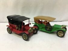 MATCHBOX  MODELS OF YESTERYEAR 1912 SIMPLEX and 1911 FORD MODEL T
