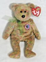TY Beanie Baby - 2000 Speckles the Bear 9in - NEW WITH TAGS>FREE SHIPPING