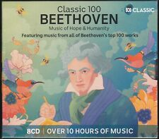 Classic 100 Beethoven - Music of Hope and Humanity (cd 6 to 8 Disc Set)