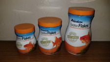 Aqueon Goldfish Flakes 1.02oz,2.29 oz or 3.59 oz  Free Shipping