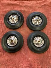 Tether Race Car Wheels with tires For Peerless Racer.