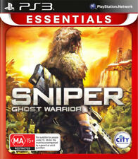 Sniper Ghost Warrior Special Edition PlayStation 3 Game NEW