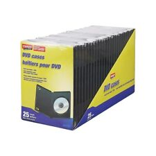 Staples DVD Cases 25/Pack (11467) 514343