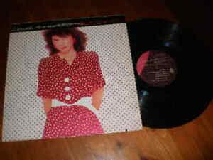 """LINDA RONSTADT - """" Get Closer """" - Disco Long Playing 33 giri - ASYLUM REC.-1982-"""
