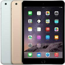 "Apple iPad Mini 3 128GB, Wi-Fi, 7.9"" - Gris Espacio, Plata, Oro"