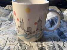Starbucks Chicago Roastery Reserve Exclusive 16oz Mac Blackout Mug