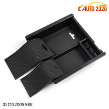 For Toyota Tacoma 16- 17 Armrest Center Console Organizer Tray Storage Box