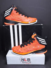 2012 Adidas Crazy Fast Basketball Shoes G59724 Infra Red Men's Size 12