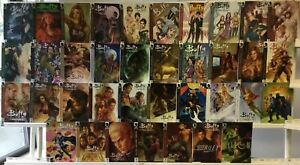 Buffy The Vampire Slayer Near Complete Set 3-30 32-36 38 39 + Specials VF/NM Lot