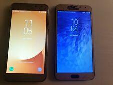 2x Samsung Galaxy J4 SM-J400M Tmobile & Duos