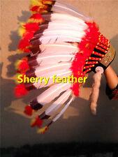 indian feather headdress indian war bonnet halloween costume H16017