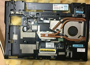 Genuine DELL Precision M4500 Base Bottom Case With Motherboard.