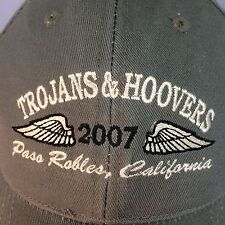 TROJANS & HOOVERS 2007 Paso Rables, California Golf Hat