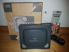 ## jap. Neo Geo CD Z Konsole in OVP - voll funktionstüchtig - TOP ##