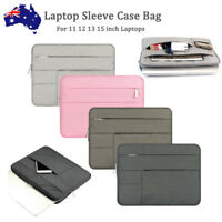Laptop Sleeve Case Bag Notebook Pouch for MacBook Microsoft HP 11/12/13/14/15 AU
