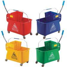 20 Litre Kentucky Mop Bucket & Gear Press