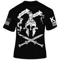 Molon Labe T-Shirt I Knives Out Clothing I Freedom I Patriot I Warrior I Veteran