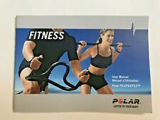 Polar FS1/FS2/FS3 Fitness Heart Rate Monitor User Guide Instruction Manual Only