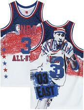 Allen Iverson Philadelphia 76ers Signed 2003 All-Star Hardwood Classic Jersey