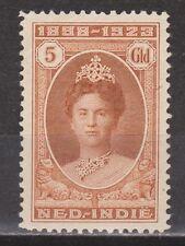 Nederlands Indie Indonesie nr 166 MNH PF Wilhelmina 1923 Netherlands Indies