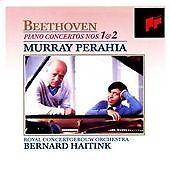 Beethoven: Piano Concertos Nos. 1 & 2 (Haitink) (CD 1987)