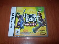 GUITAR HERO ON TOUR DECADES DS (PAL ESPAÑA PRECINTADO)