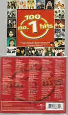 5 CD box 100 No 1 HITS vol 1  BEE GEES NENA CHEAP TRICK COMMUNARDS GEORGE BAKER