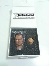 1/6 Head Play Leonardo DiCaprio Head Sculpt (NIB)