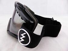 Electric EGV Snow Goggles Gloss Black - Bronze/Silver Chrome Lens