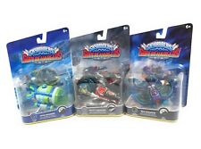 Skylanders Super Chargers Set Of 3 Crypt Crusher Dive Bomber Sea Shadow Activisi