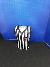 Special Guest Referee Outfit Shirt & Pants WWE Mattel Elite Figure Accessory b15