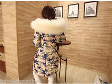 "Real Sheepskin Fur Collar Hood Trim Scarf Natural White Ivory 75*20cm/29x8""inch"